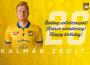 Narodeniny: Zsolt Kalmár má dnes 26!