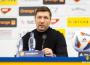 Tlačová konferencia po zápase DAC-Michalovce (1:0)