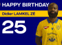 Narodeniny: Didier Lamkel Zé má dnes 25!